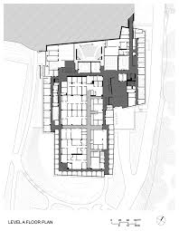 Princeton Housing Floor Plans by New Peretsman Scully Hall And Neuroscience Institute Metalocus