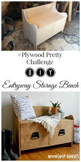 Front Entrance Bench by Best 25 Pottery Barn Entryway Ideas On Pinterest Pottery Barn