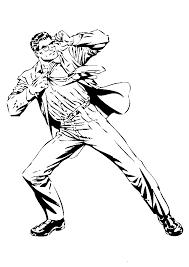 superman coloring pages online superman colouring pages online superman comic free coloring