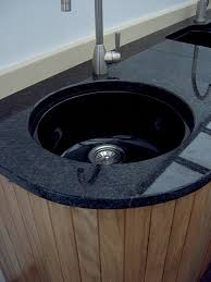 Give Your Kitchen Look Elegant With Putting In Under Mount Round - Round sink kitchen