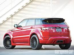 range rover evoque back 2012 range rover evoque european car magazine