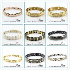 bracelet health magnetic images Bio health bracelets men hand with magnetic for body conditioning jpg