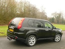 nissan crossover 2010 2010 nissan x trail tekna dci 10 490