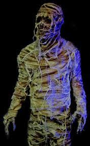 Mummy Halloween Costume Mask Mummy Costume