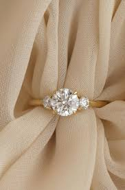 yellow gold diamond rings best 25 gold engagement rings ideas on wedding ring