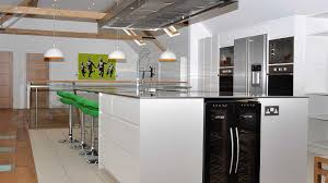 Types Of Kitchens Different Types Of Kitchen Worktops Globe Glass Pendant Lights