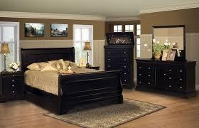 Black And Wood Bedroom Furniture Bedroom Contemporary Queen Size Bedroom Sets Bedroom Sets For