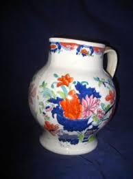 Vase Shaped Jug Vanbrugh West Antiques