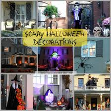 spooky decorations scary decorations for and alike