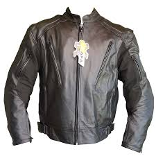 Cowhide Leather Vest Motorcycle Leather Jacket For Men Original Genuine Cowhide Leather
