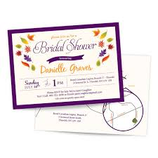 Gift Card Shower Invitation Bridal U2014 Invitations By Amanda