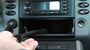 how to install an inexpensive aux input porsche 911 boxster