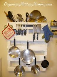 Cabinet Organizers For Pots And Pans 60 Innovative Kitchen Organization And Storage Diy Projects Diy