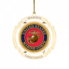usmc ornaments and decorations the marine shop