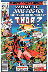 marvel s female thor shouldn t come as a surprise analysis