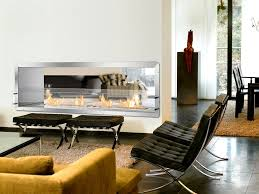 11 eco friendly minimalist fireplaces modern blaze