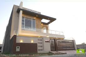 Home Exterior Design In Pakistan Contemporary House Design By Ks Design Studios 10 Marla House
