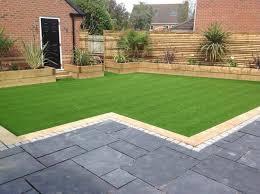 Back Garden Ideas Garden Designs Artificial Grass Garden Designs Best 25