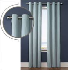 Stationary Curtain Rod Quick Guide To The Most Common Hanging Curtains And Drapery Real