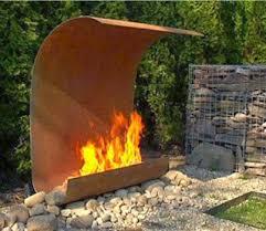 Backyard Fireplace Ideas Best 25 Outdoor Fireplaces Ideas On Pinterest Backyard