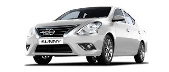 white nissan car new nissan sunny range nissan india