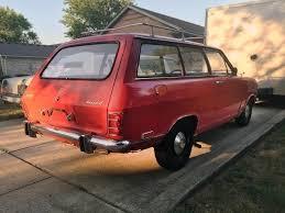 opel kadett 1968 kleinen roten wagen 1969 opel kadett l wagon