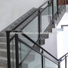 Glass Stair Handrail Quick Response On Inquiry Glass Stair Handrail Stair Glass Railing