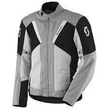 Scott Summer Vtd Vented Dp Jacket Waterproof Motorcycle