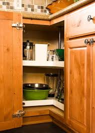 kitchen cupboard interior storage bhg centsational style