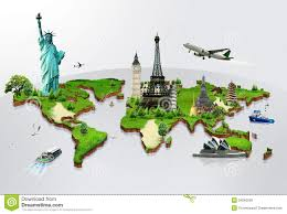 how to travel the world for free images Travel the world stock image image of concept flight 34562009 jpg
