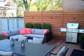 apartment patio privacy screen ideas diy patio privacy screens
