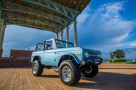 Vintage Ford Truck Parts Sacramento - classic ford broncos velocity restorations