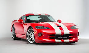 Dodge Viper Final Edition - sold cars the octane collection