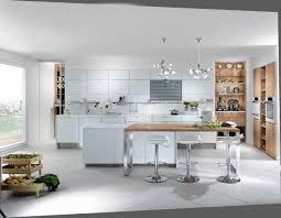 meuble cuisine blanc laqué meuble cuisine blanc laqué awesome cuisine blanche et bois clair