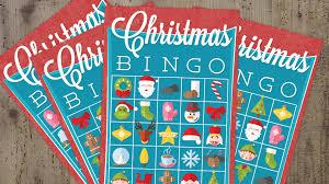 Halloween Bingo Cards Printable For Kids Christmas Bingo Game Printable With Three Twists On The Classic Rules