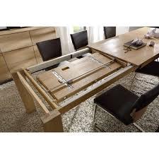 Esszimmer Tisch Massiv Esszimmertisch Ausziehbar Wildeiche Massiv Gebürstet Bianco Geölt
