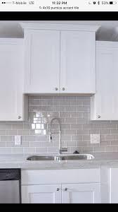 Tile Backsplash Pictures For Kitchen Pumice Tile Backsplash New Home Kitchen Pinterest Pumice