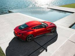 sports cars side view wallpaper aston martin vanquish zagato 2017 cars side view