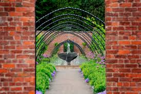 bangor castle walled garden visit ards and north down visit