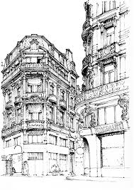 free coloring page coloring paris street peaper hand