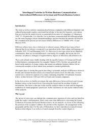 Business Letter Generic Recipient Business Letters 3 3 Abstract Business Letters Types Of Business