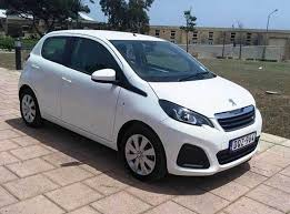 a peugeot rent a peugeot 108 in malta malta rentals directory products by