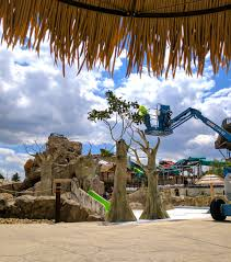 Iguana Island Lost Island Is No 2 Outdoor Water Park In U S According To Usa