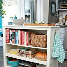 diy kitchen cabinets book 10 stylish cookbook display and storage ideas