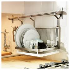 kitchen small kitchen ideas stainless steel above sink drying