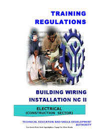 building wiring installation nc ii pdf occupational safety and