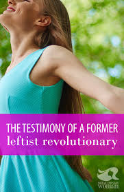 Armchair Revolutionary From Leftist Revolutionary To Radical Christian Radical