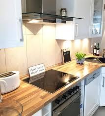 weiße küche mit holz weiße küche mit holz