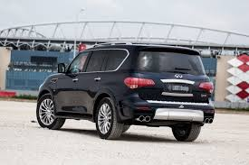 infiniti qx56 ugly larte leaves a touch of opulence on the infiniti qx80
