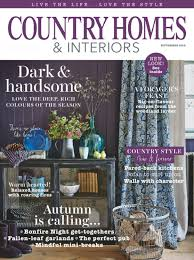 28 country homes and interiors subscription country homes
